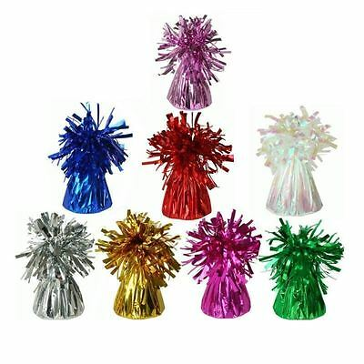 Oaktree Foil Metallic Helium Balloon Weights