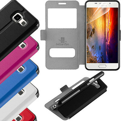 Flip Cover Case Protective Mobile Phone Flap Bag Book TPU