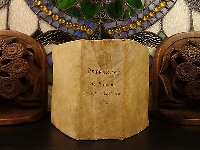 1536 RARE Petrarch on Occult Horoscopes Humanism Philosophy De Remediis Fortune