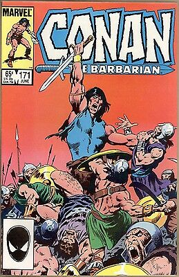 Conan The Barbarian #171 - VF