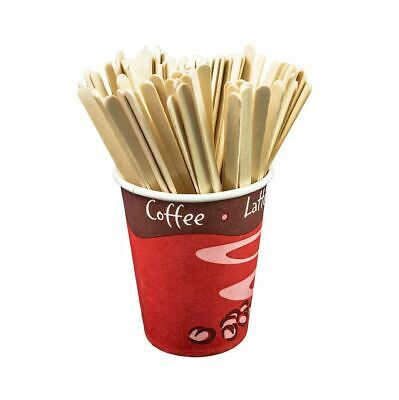 Coffee Stirrers x 10,000 Bulk Box Catering Drinks Crafts Cafe Wholesale