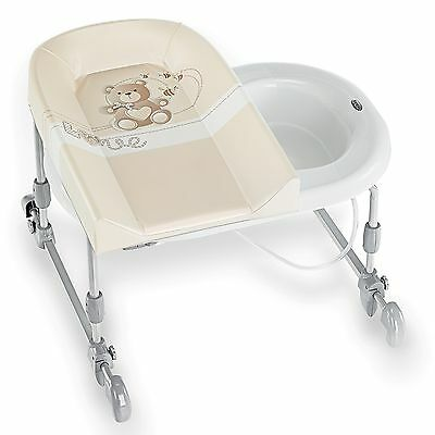 Brevi Bade-Wickelkombi Bagnotime my little bear NEU