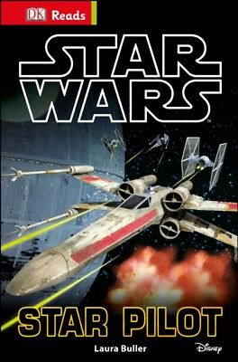 Star Wars Star Pilot (DK Reads Starting To Read Alone) (Hardcover...