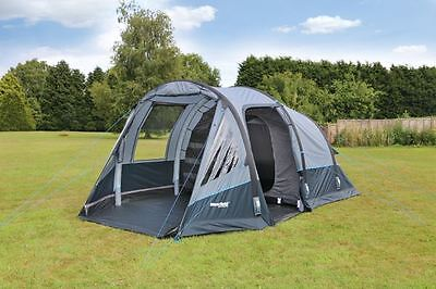 Westfield Travel Smart Lyra 4 Air Tent Inflatable With Pump