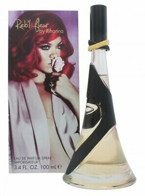 Rihanna Reb'l Fleur Eau De Parfum 100Ml Spray - Women's For Her. New