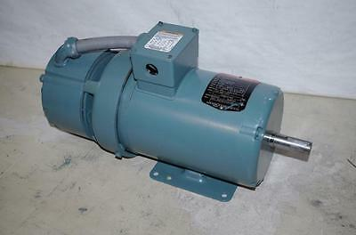 Baldor Reliance 2Hp Ac Motor & Brake  P14H7202  208-230/460Vac  1750Rpm  145T