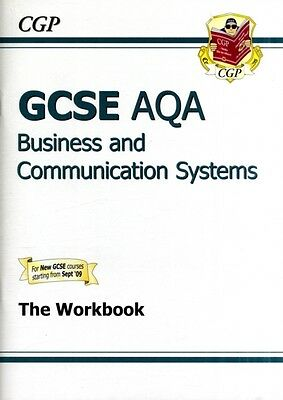 GCSE Business & Communication Systems AQA Workbook (Paperback), C...