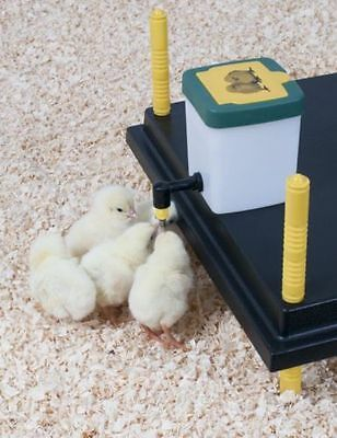 Comfort 25 cm Chick Brooder/Heat Plate including 1L drinker same day dispatch