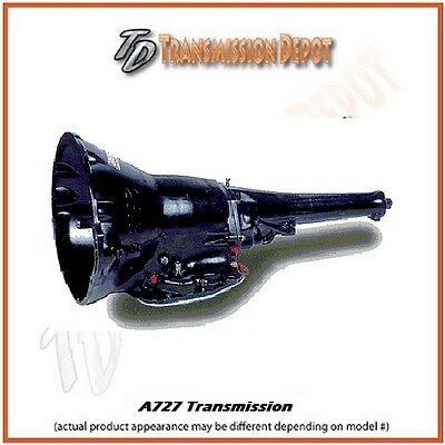 A727 TorqueFlite Transmission     SMALL BLOCK TF8 STAGE 1 - 2wd  727