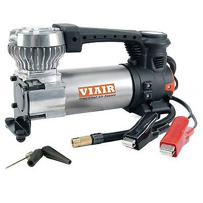 Viair 88P Portable Compressor Kit w/ Power Cord and Air Hose for Tires up to 33""
