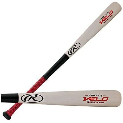 "Rawlings Velo Youth Y62VG-31 Ash 31"" Wood Baseball Bat"