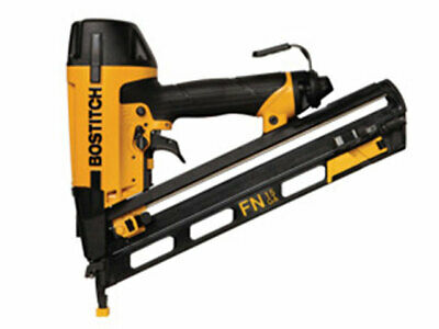 Bostitch N62FNB-E Second Fix Angled Finish Nailer 15 Gauge