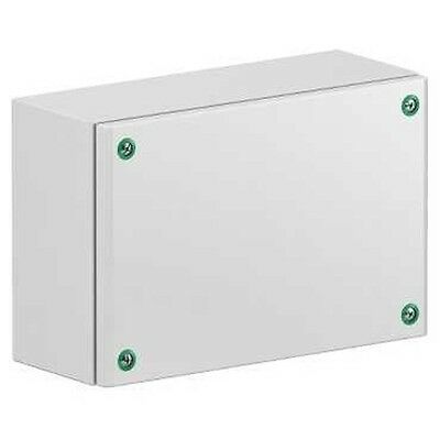 Junction Fuse Box Electric Project Case Connection Enclosure Waterproof Metal