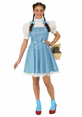 Wizard of Oz - Dorothy Adult Costume