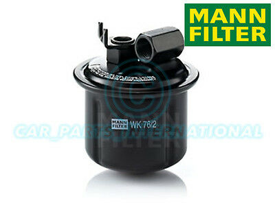 Mann Hummel OE Quality Replacement Fuel Filter WK 76/2