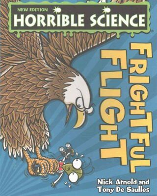 Frightful Flight by Nick Arnold 9781407144511 (Paperback, 2014)