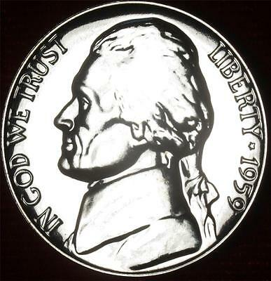 1959 GEM Proof Jefferson Nickel - Best Value From CherrypickerCoins - 0315