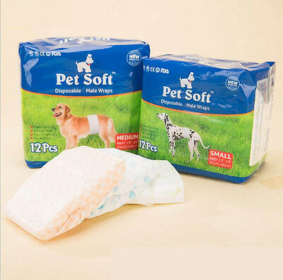 Dog-Diapers-Belly-Bands-Disposable-Wraps-Male-Dogs-S-M-L