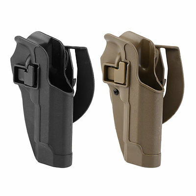 Durable Hunting Accessories Tactical Gun Holster Right Hand Protective Case AU