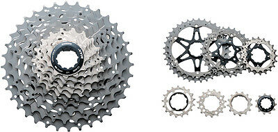 Shimano CSM980 XTR 10 Speed Cycling Cassette 11/36