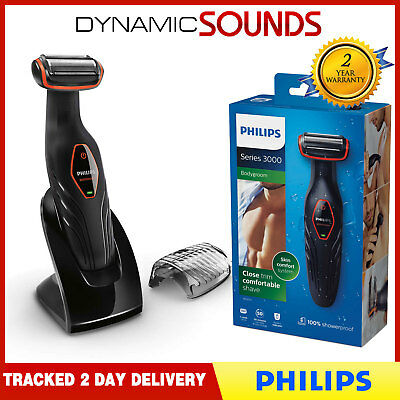 Philips Bodygroom Series 3000 Showerproof Body Groomer Cordless Shaver BG2024/15
