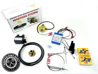 Boyer Micro Power Igntion Kit - Honda CL/CB 250/350