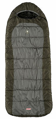 Coleman Big Basin Sleeping Bag with Coletherm Extra Large Single