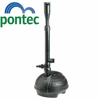 Oase Pontec PondoVario Fountain Pond Pump – Water Fountain / Features - 5 Sizes