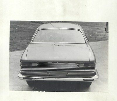 1963 Hino Contessa 900 Michelotti Coupe ORIGINAL Factory Photograph ww7103
