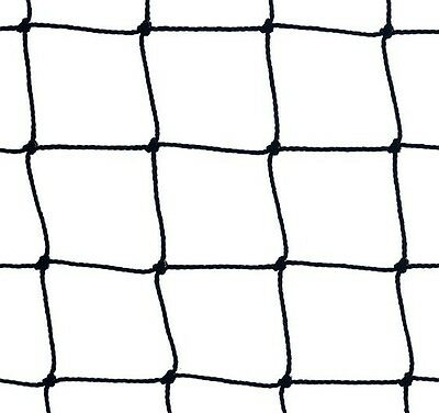 12'x12' #30 Remnant Baseball Softball Batting Cage Net REMNANT NETTING CLEARANCE