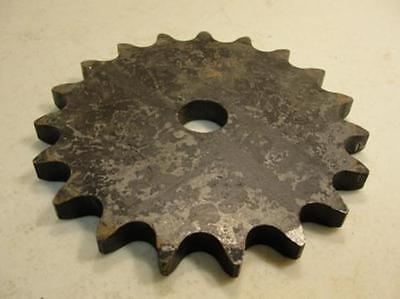 """35841 Old-Stock, Martin 80 19 Sprocket #80, 19T, 1"""" Bore"""