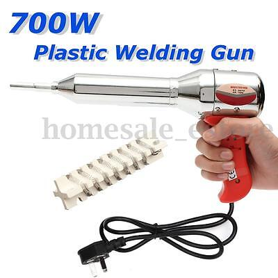 AC 220-240V 700W Plastic Welding Hot Air Gun Thermostat 100 ° C to 450 ° C