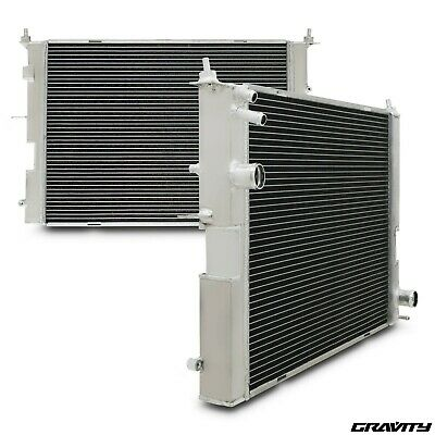 42mm ALUMINIUM ALLOY CORE ENGINE RADIATOR RAD FOR LAND ROVER DISCOVERY 2.5 TD5