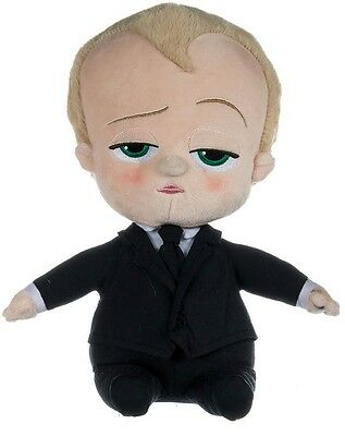 """New Official 12"""" Dreamworks The Boss Baby Plush Soft Toys Boss Baby"""