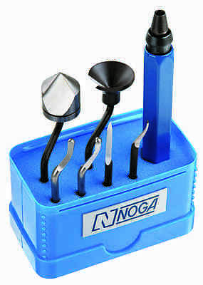 Noga SP1007 - Set 007 Deburring Tool