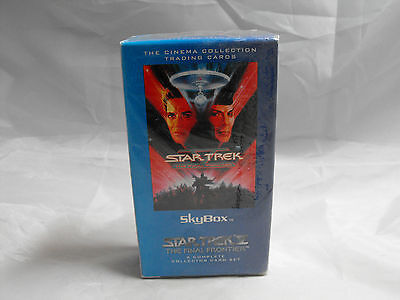 Star Trek The Cinema Collection Widescreen, Star Trek V The Final Frontier