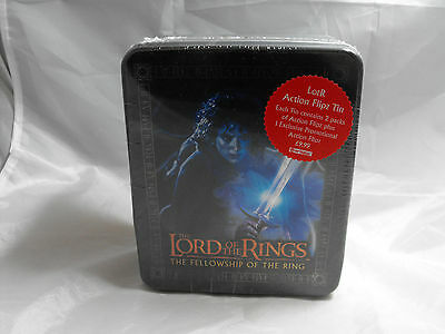 Lord Of The Rings Fellowship Of The Ring Action Flipz Tin By Artbox