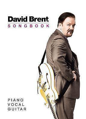 David Brent Songbook, David Brent, New condition, Book
