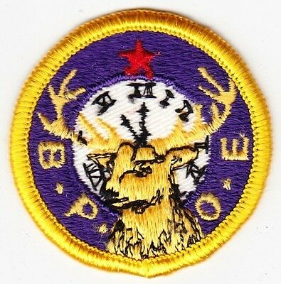 Benevolent and Protective Order of Elks Patch