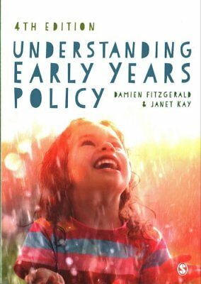 Understanding Early Years Policy by Damien Fitzgerald 9781412961905