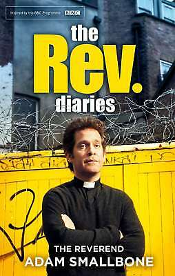 The Rev Diaries, Smallbone, Reverend Adam, New condition, Book