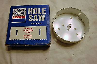 "Lenox 5-1/2"" Bi-Metal Hole Saw"