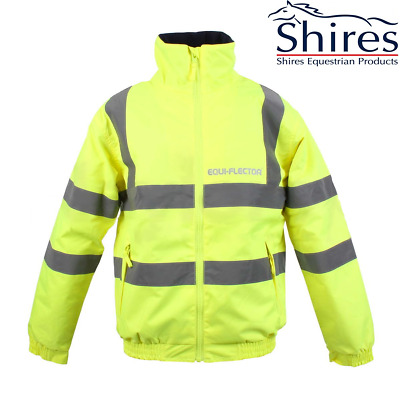Shires Equi-Flector Adult Jacket **SALE** **FREE UK Shipping**