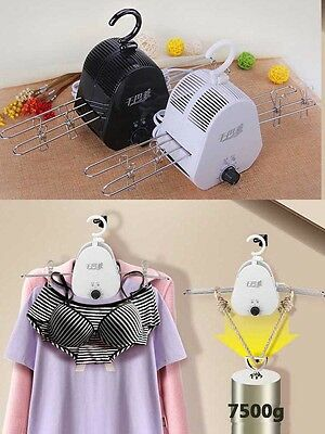 Household Dormitory Baby Folding Portable Dry Clothes Hangers Hotel Mini Dryer