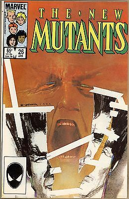 New Mutants #26 - VF - 1st Full Appearance Of Legion