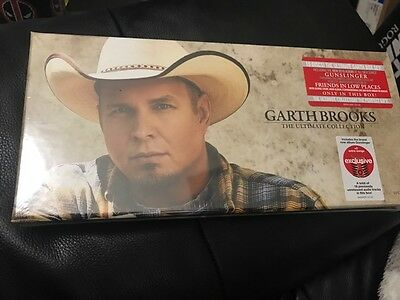 Garth Brooks the Ultimate Collection 10 CD Box Set New!!!
