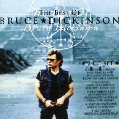Bruce Dickinson - The Best Of Bruce Dickinson (NEW 2CD)