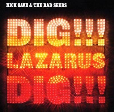 Nick Cave And The Bad Seeds - DIG, LAZARUS, DIG!!! (NEW CD)