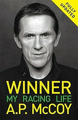Winner: My Racing Life, McCoy, A.P., New condition, Book