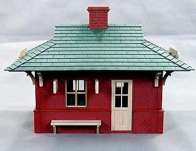 PIKO RIVER CITY STATION G Scale Built Up Building 62709 New in Box